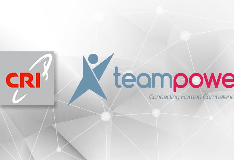 Annuncio CRI-TeamPower